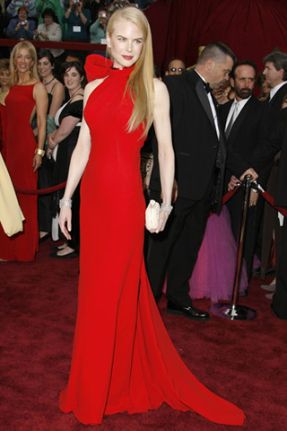 Nicole Kidman dress