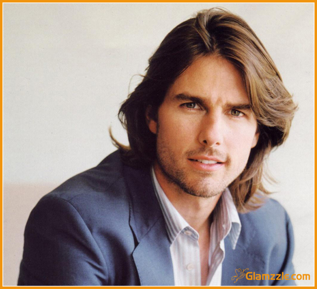 Tom Cruise Long Hairstyle Rate My Hair Style Rating