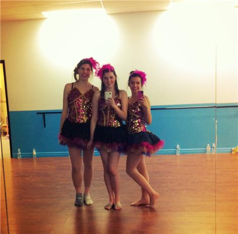 costumes for dance